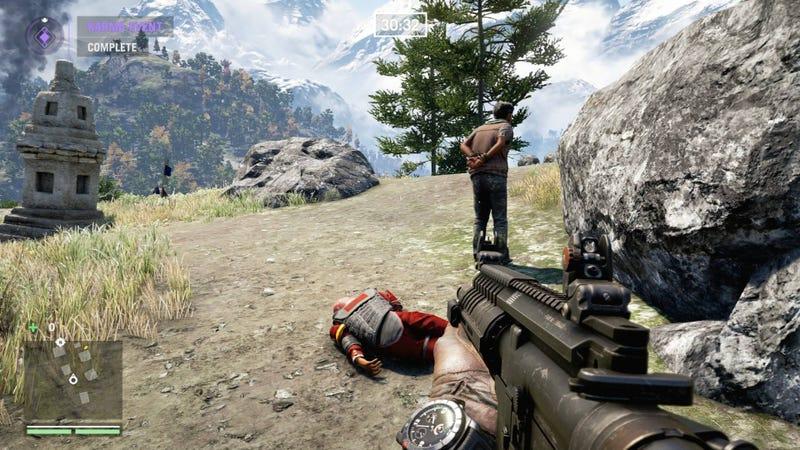 Far Cry 4 S Dlc Baru Memaksa Anda Untuk Menggiling Sampai Anda Mati Tanpa Alasan