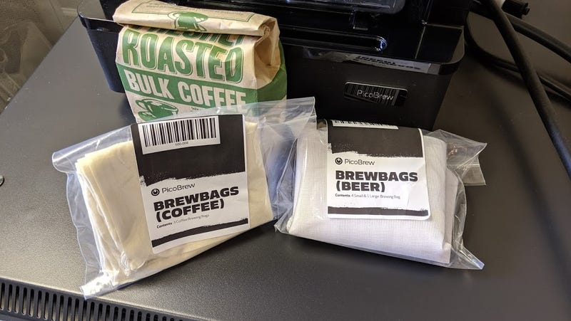 PicoBrew BrewBags let you do you (in coldbrew coffee or beer form)