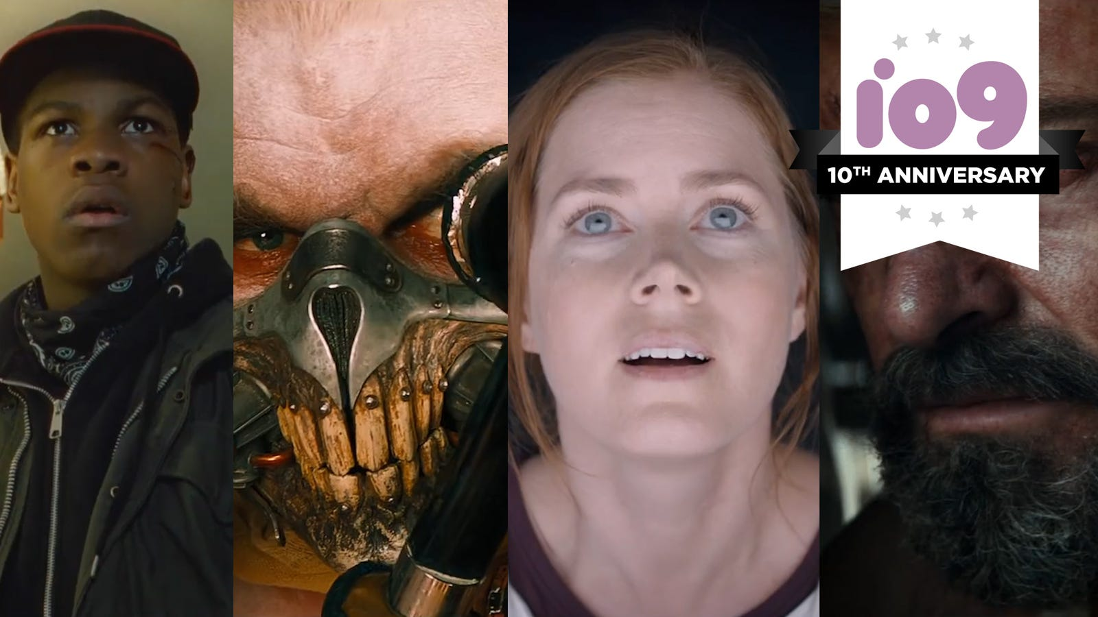 io9's Greatest Movies of the Past 10 Years