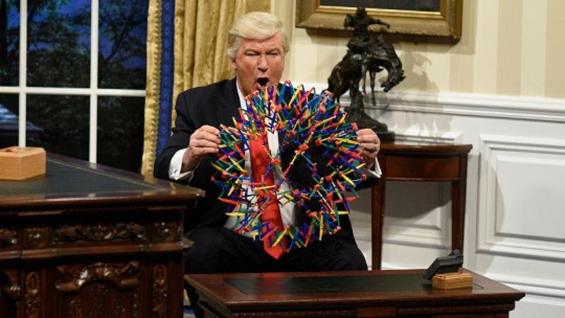 Imagine that! (Photo: NBC/Getty Images)