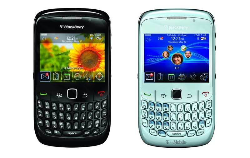 Illustration for article titled BlackBerry Curve 8520 Officially Cheap and Ball-less