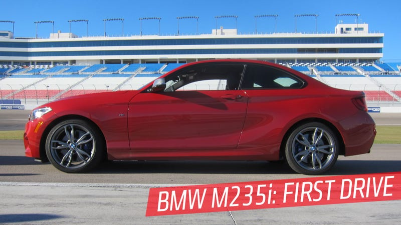 The BMW Mi Coupe Is What You Hope All BMWs Will Be - 2014 bmw m235i