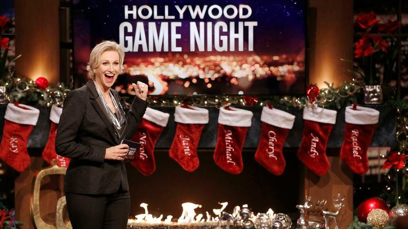 Illustration for article titled Spend tonight playing games with your best friends: Hollywood celebrities!
