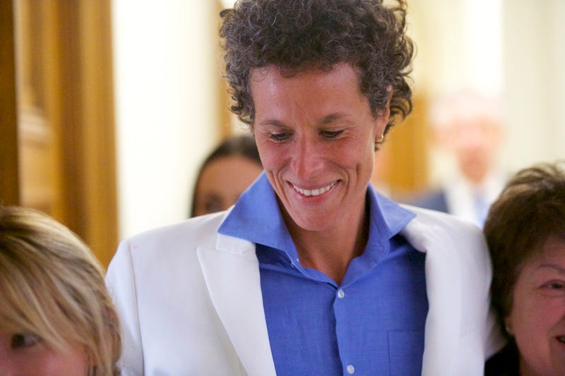 Bill Cosby accuser Andrea Constand at the Montgomery County Courthouse on April 26, 2018, in Norristown, Pa.