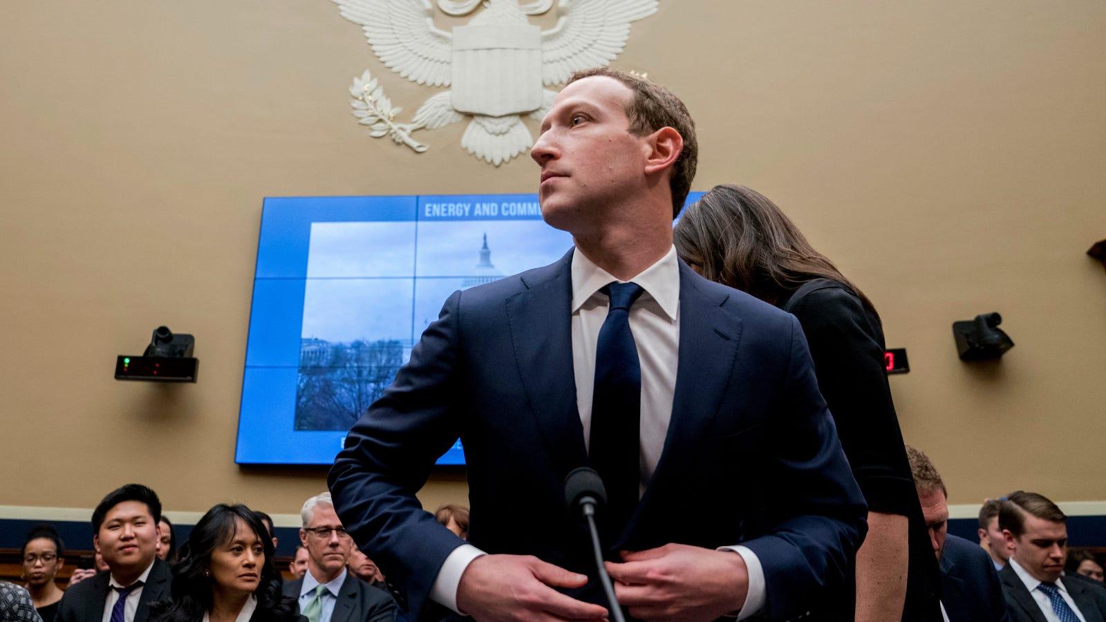 Facebook Spent 20 Million On Relatable Guy Mark