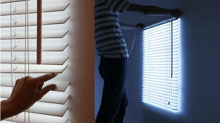 Illustration for article titled With Blinds Like These, Who Needs Windows?
