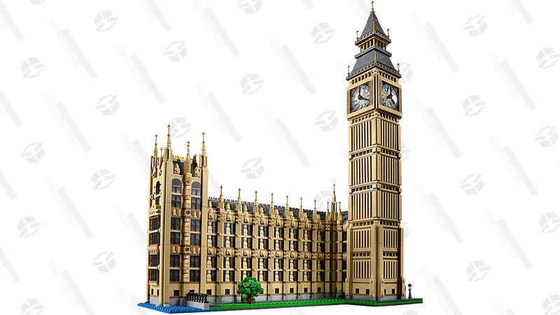 LEGO Creator Expert  Big Ben Building Kit | $200 | Amazon