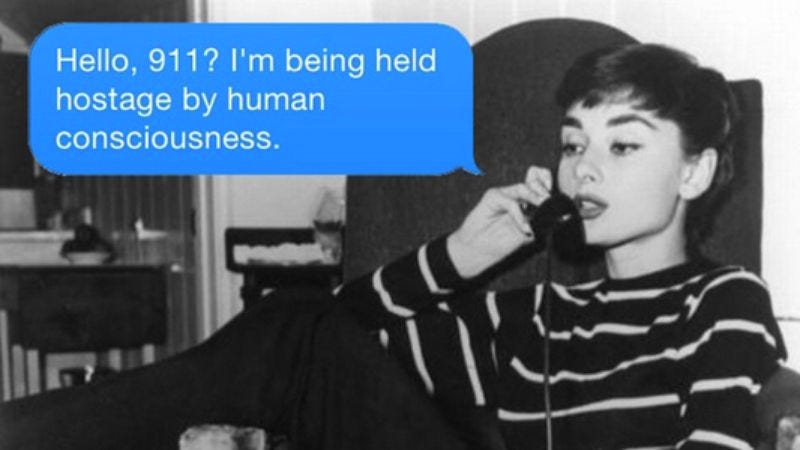 Photo: Texts From Your Existentialist
