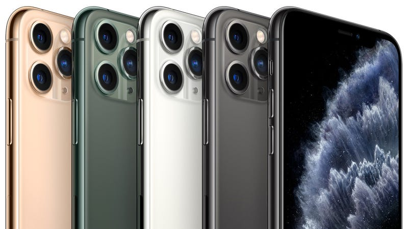 Illustration for article titled iPhone 11 Pro: What's New About Apple's Super Extra Premium Triple-Camera Phones