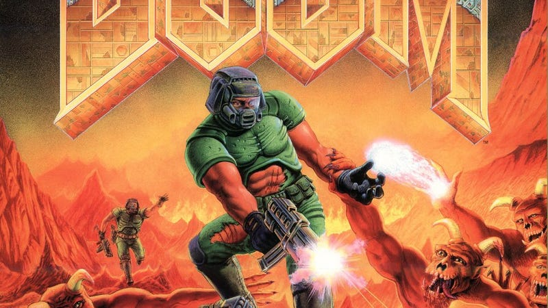 Illustration for article titled Doom Is Back Up on Xbox Live