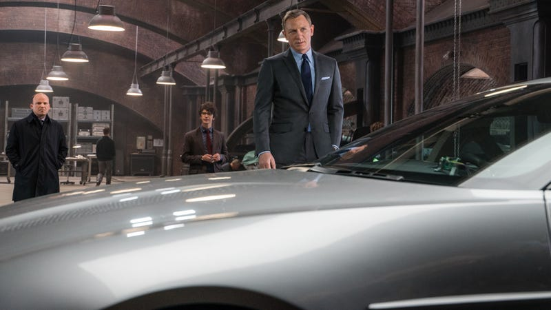 Spectre (Photo: Sony, MGM, Jonathan Olley)