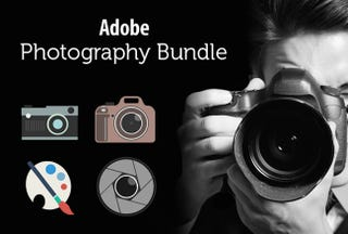 Illustration for article titled Learn Photoshop W/ 87% Off Adobe's Complete Photography Mastery Bundle