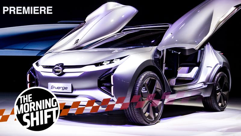 GAC's concept car for Detroit Photo Credit: Kurt Bradley