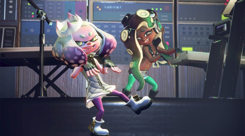 Illustration for article titled Splatoon's Tradition Of Annual Hologram Concerts Continues