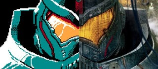 "Illustration for article titled ""Pacific Rim"" Gets The Chiptune Treatment It Always Deserved"