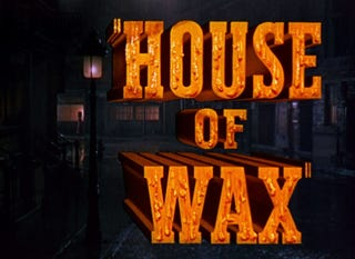 Illustration for article titled Svengoolie: House of Wax (1953)