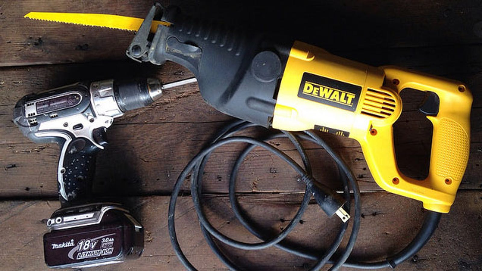 Corded Or Cordless: Which Type Of Tool Do You Prefer?