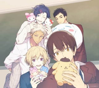 Illustration for article titled Enjoy the newest promo of Sanrio Boys