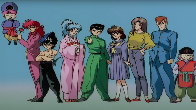 Yu Yu Hakusho will be Netflix's next live-action anime remake