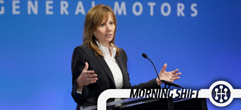 Illustration for article titled Mary Barra Is General Motors' First Board Chairwoman