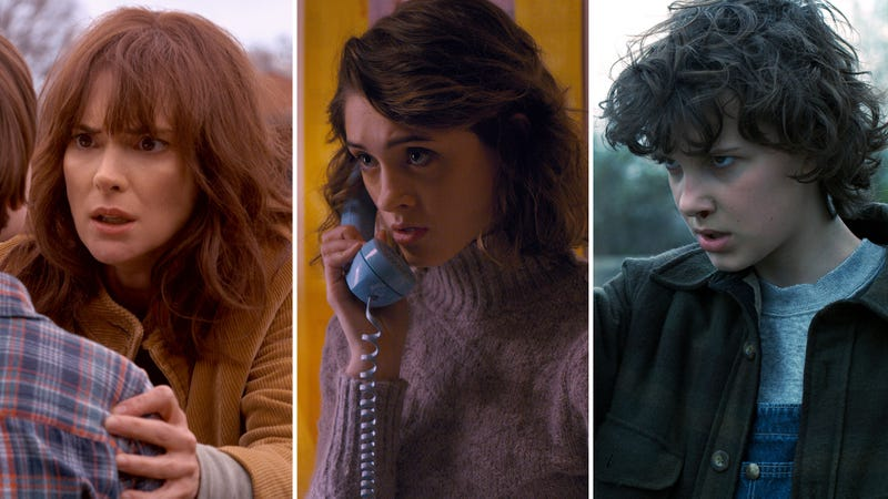 stranger things 2 keeps its strong female characters apart from