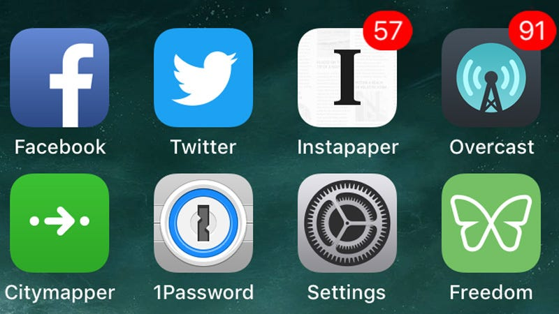 Hack Your Notification Badges to Encourage Good Habits