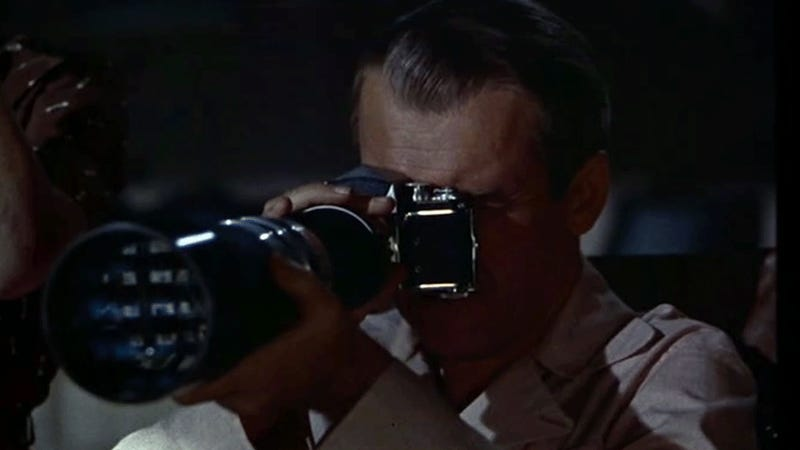How Rear Window Made Us All Voyeurs And Detectives