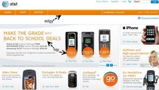 """Illustration for article titled AT&T Brings Back Cingular Orange to """"Mobilize"""" Brand; Jack's Still Dead"""
