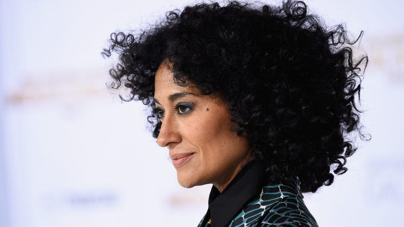 Illustration for article titled Tracee Ellis Ross: 'You Hire Me, You Hire My Hair'