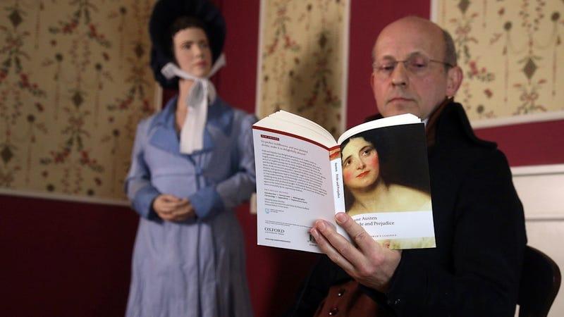 Illustration for article titled Jane Austen Novels Basically Cured WWI Depression