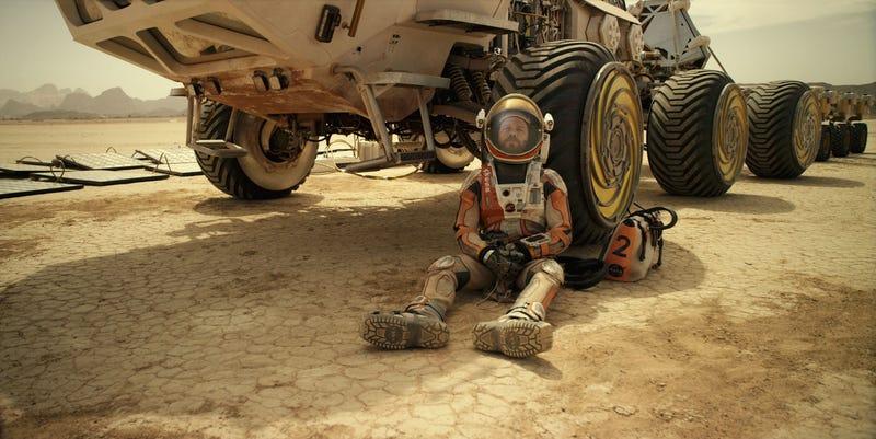 Illustration for article titled Los vuelos a Marte tendrán escala: una parada en la Luna sería lo más eficiente