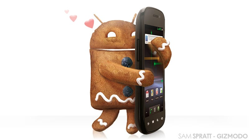 Illustration for article titled Android 2.3 Gingerbread Review: Better Than Fruitcake