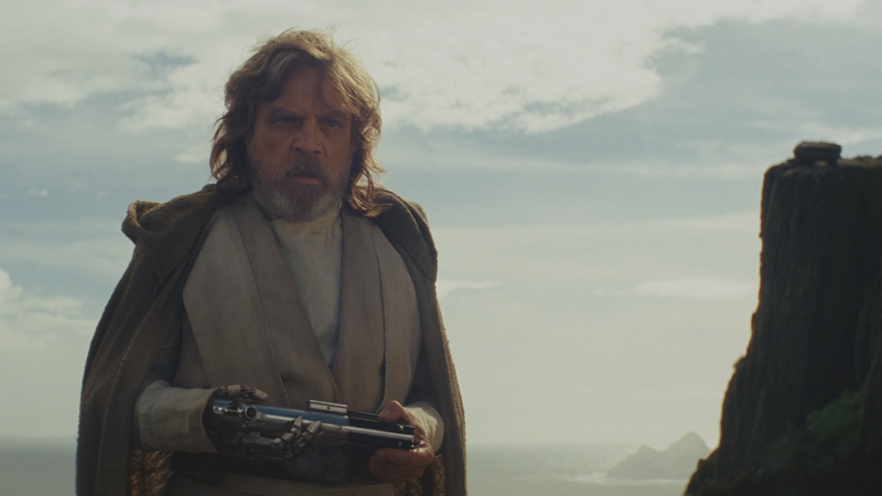 The Painstaking Work The Last Jedi Put in Resurrecting a Classic Star Wars Character
