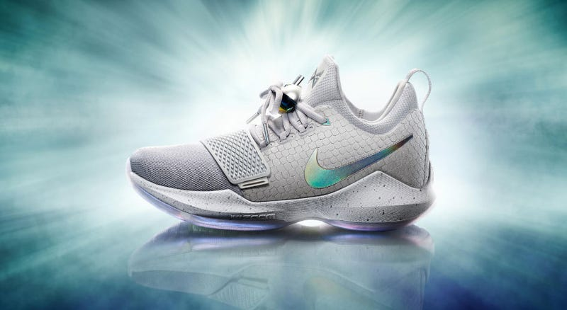 Illustration for article titled New Nike Sneakers Have Video Game Screenshot Inside Them
