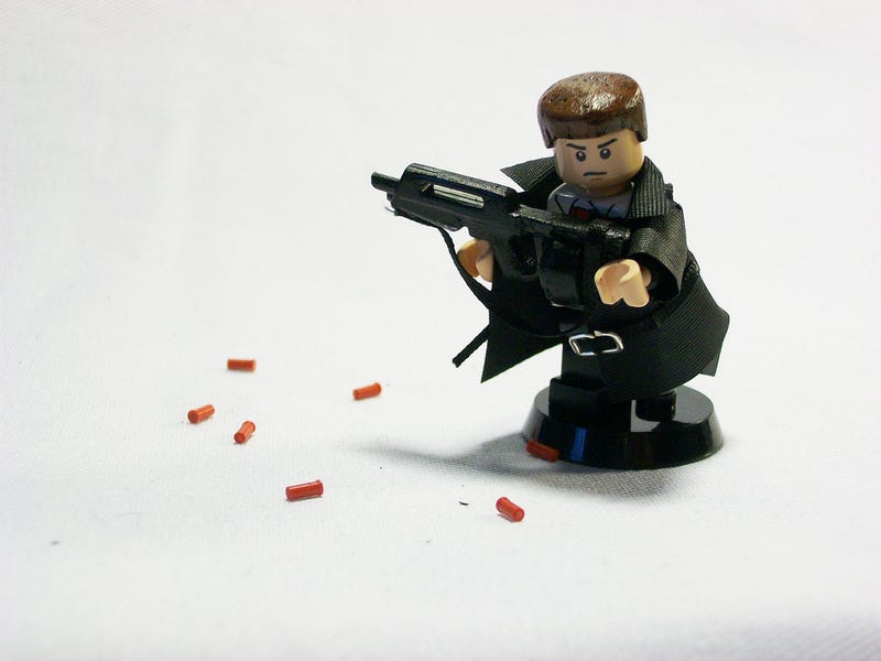 Illustration for article titled LEGO Uncharted, LEGO Call Of Duty, LEGO Halo...