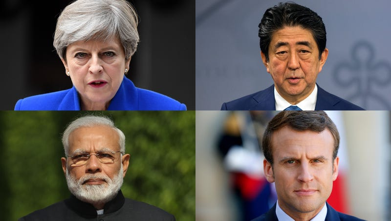Illustration for article titled Other 193 Countries Begin Insulting Mike Pence In Hopes Of Avoiding Future Meetings With Trump