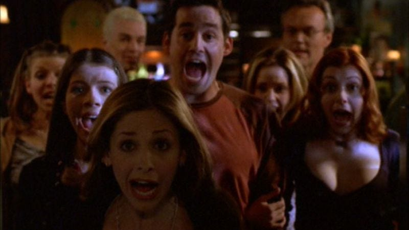 Illustration for article titled That new, Joss Whedon-less Buffy The Vampire Slayer movie may not be happening after all
