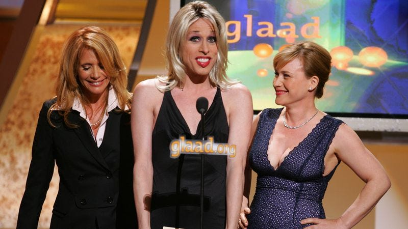 Rosanna, Alexis, and Patricia Arquette (Photo: John Shearer/Getty Images)
