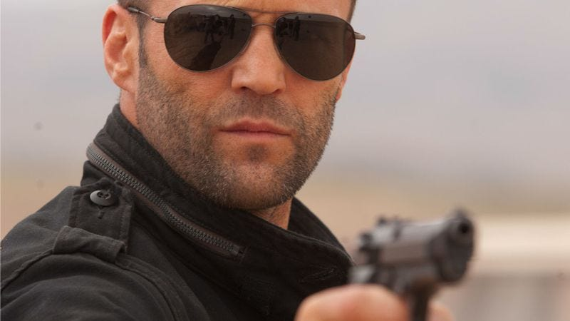 Yes, one resolution involves Jason Statham.