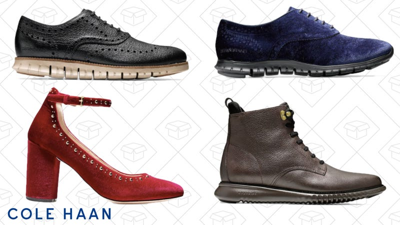 Extra 40% off sale styles   Cole Haan   Use code EXTRA40