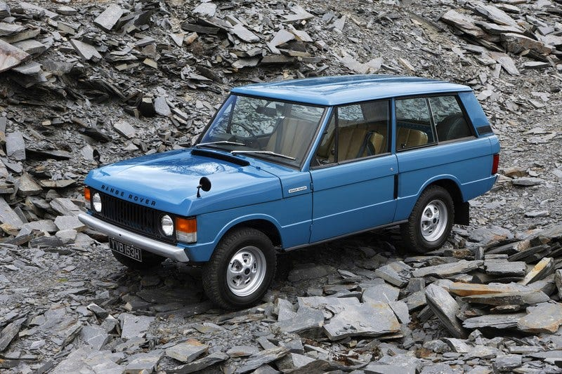 Illustration for article titled Keep Oppo Range Rover Classic