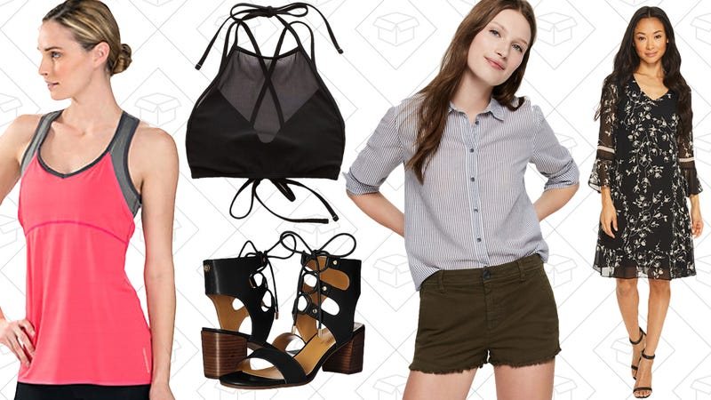 Illustration for article titled Today's Best Lifestyle Deals: The Clymb, Lou & Grey, Aerie, 6pm, and More
