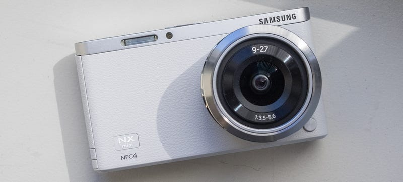 Illustration for article titled Samsung NX Mini: A Tiny New Camera System For the Selfie Generation