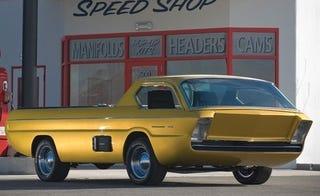 Illustration for article titled 1965 Dodge Deora Concept