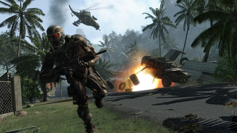 Illustration for article titled The Future of PC Gaming, According To The Lead Creator Of Crysis