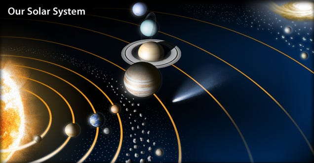 anomalies in our solar system - photo #34