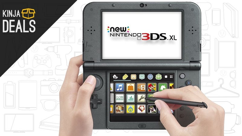 Illustration for article titled Today's Best Gaming Deals: New 3DS, B2G1 Games, Fallout Pip-Boy, and More
