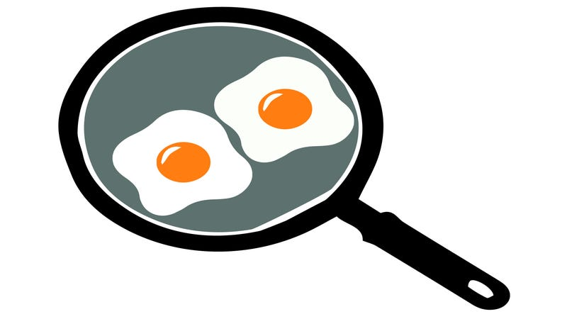 Illustration for article titled The Rise Of The Double-Yolk Egg