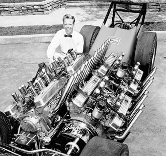 Illustration for article titled Engine Of The Day: Buick Nailhead