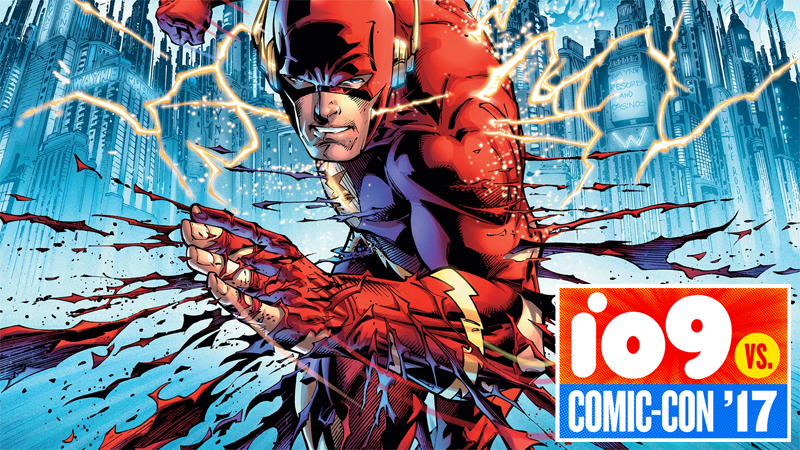 Illustration for article titled Holy Shit, The Flash Movie Will Adapt Flashpoint